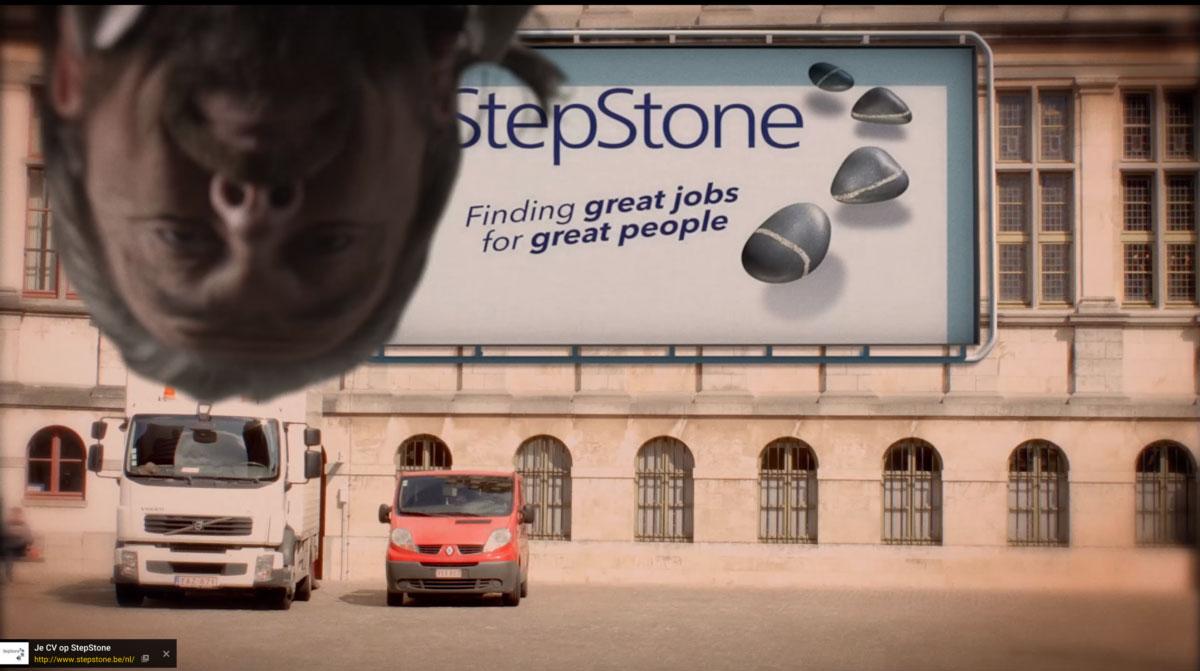 VIDEO MERCIAL STEPSTONE
